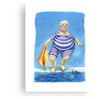Mrs Ogden Canvas Print