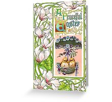 EASTER ~ PEACEFUL Greeting Card