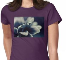 Daisy Blue - for Ingrid on her birthday! Womens Fitted T-Shirt