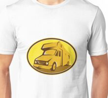 Camper Van Mobile Home Retro Unisex T-Shirt