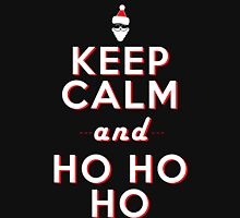 Keep calm Santa HO HO HO Women's Relaxed Fit T-Shirt