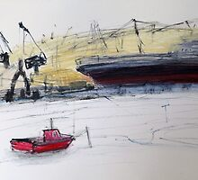 Red Boat by ROSEMARY EAGLE