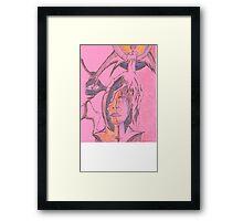 depresion Framed Print