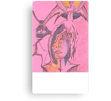 depresion Canvas Print