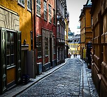 Gamla Stan by Oliver Winter
