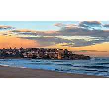 Bondi Sunset Photographic Print