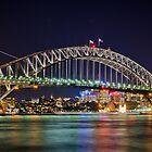 Sydney Harbour Bridge by Oliver Winter