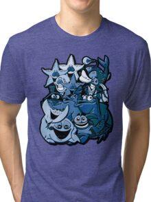 CabbyGils - Style #4 Tri-blend T-Shirt