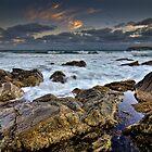 Battered Rocks by Oliver Winter