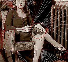 the geometry of the femme fatal by Loui  Jover