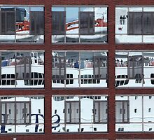 reflection in windows by mrivserg