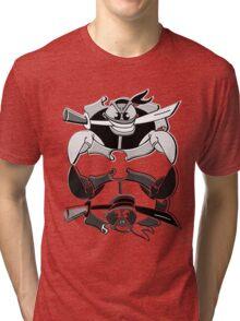 CabbyGils - Style #9 Tri-blend T-Shirt