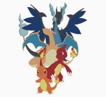 CharFamily (Pokemon X) Kids Clothes