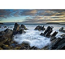 Into the Cove Photographic Print
