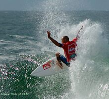 Kelly Slater by Garry Andrews