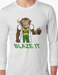 420 Blaze It Long Sleeve T-Shirt
