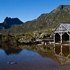 The Boat Shed by Steve Bass