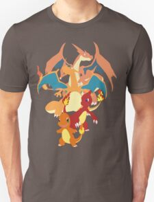CharFamily (Pokemon Y) T-Shirt