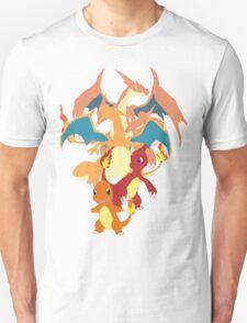 CharFamily (Pokemon Y) T-Shirt