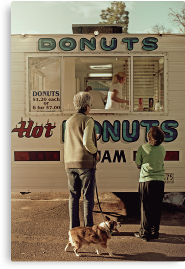 Donuts for Sale by Colleen Milburn