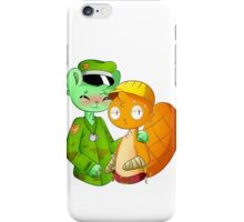 Flippy and Handy iPhone Case/Skin