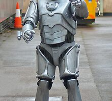 Cyberman by John Dickson