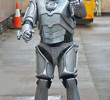 Cyberman by John Dickson