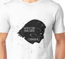 Winter Soldier is Coming Unisex T-Shirt