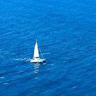 Sailing Alone by Apostolos Mantzouranis