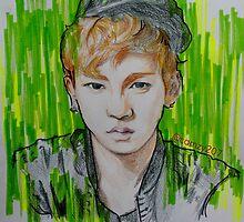SHINee Key by camzy207