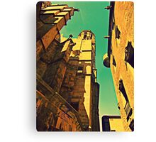 And castles. Canvas Print