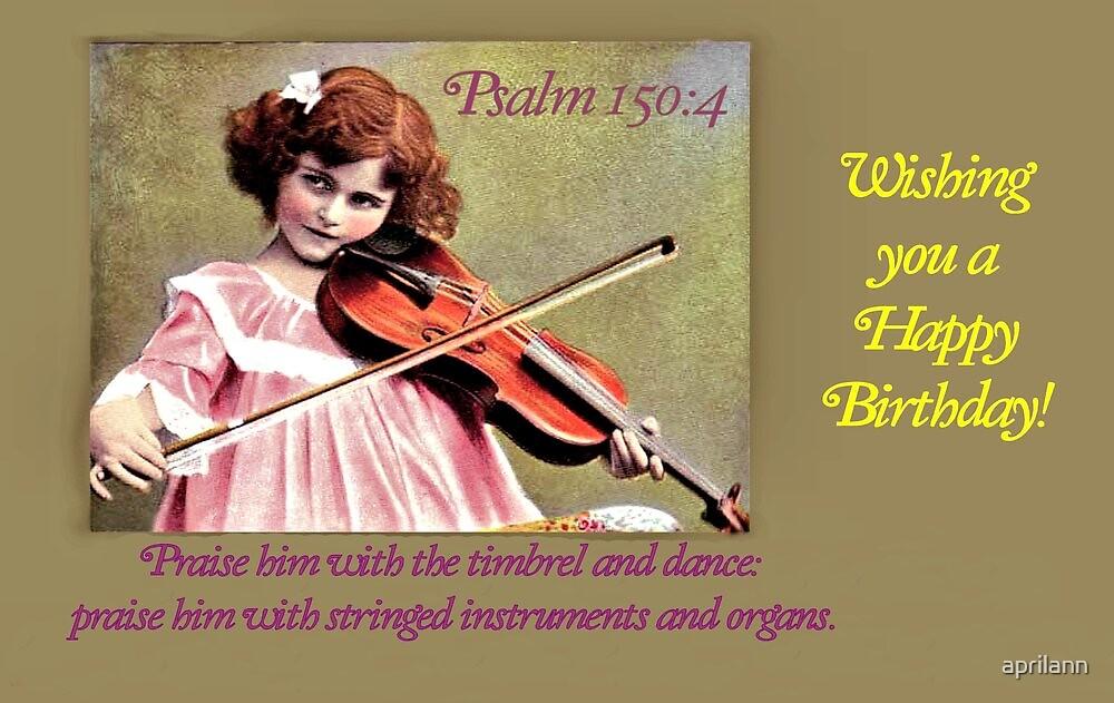 Praise Him by aprilann