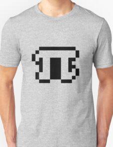 White Pixel Pi Shirt T-Shirt
