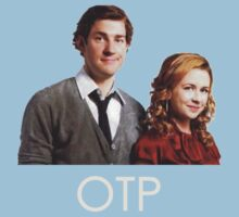 Jim and Pam OTP by josephrory