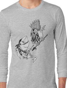 CabbyGils - Style #15 Long Sleeve T-Shirt