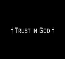 Trust in God by fuxart