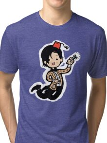 noodley eleven Tri-blend T-Shirt