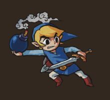 Blue toon link by annarr
