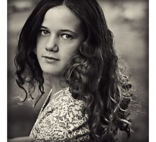Tane at Twelve Photographic Print
