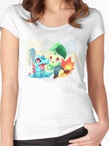 Gen 2 starters Women's Fitted Scoop T-Shirt