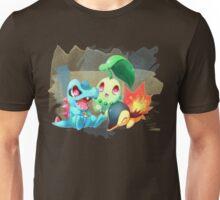 Gen 2 starters Unisex T-Shirt