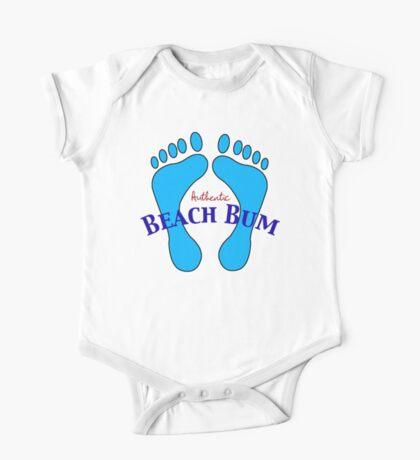 Authentic Beach Bum One Piece - Short Sleeve