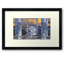 A Saucerfull Of Secrets Framed Print