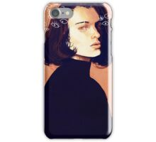 second sight iPhone Case/Skin