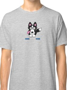 Collie Dog Agility Classic T-Shirt