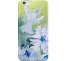 Angel Of Flowers iPhone Case/Skin