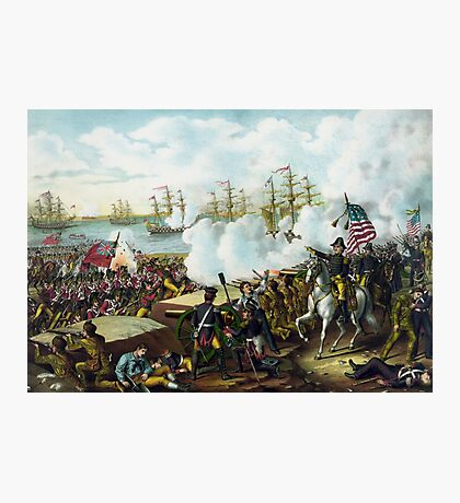 Andrew Jackson -- Battle of New Orleans Photographic Print