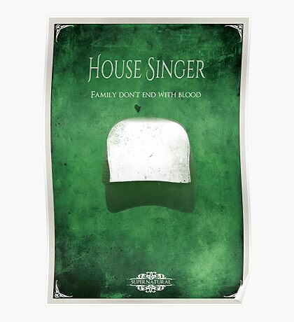 House of Singer Poster