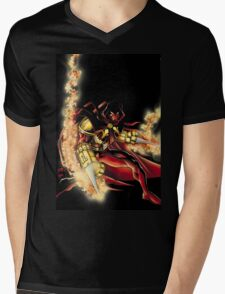 Azrael (Old) Mens V-Neck T-Shirt