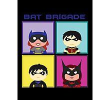 Bat Brigade Photographic Print